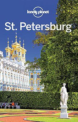 Kartonierter Einband Lonely Planet Reiseführer St. Petersburg von Simon Richmond, Tom Masters