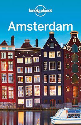 Kartonierter Einband Lonely Planet Reiseführer Amsterdam von Catherine Le Nevez, Karla Zimmermann