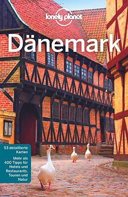 Kartonierter Einband Lonely Planet Reiseführer Dänemark von Andrew Stone
