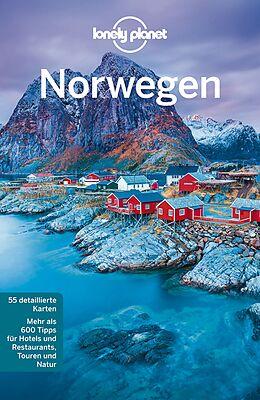 Kartonierter Einband Lonely Planet Reiseführer Norwegen von Anthony Ham