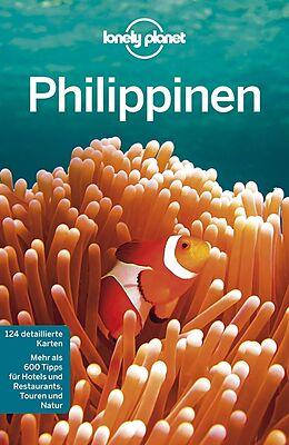 Kartonierter Einband Lonely Planet Reiseführer Philippinen von Paul Harding, Greg Bloom, Celeste u a Brash