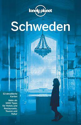 Kartonierter Einband Lonely Planet Reiseführer Schweden von Becky Ohlsen
