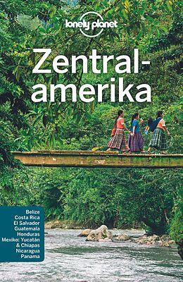 Kartonierter Einband Lonely Planet Reiseführer Zentralamerika von Carolyn McCarthy