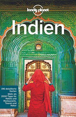 Kartonierter Einband Lonely Planet Reiseführer Indien von Sarina Singh