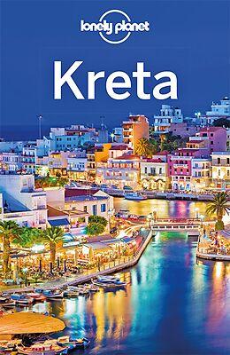 Kartonierter Einband Lonely Planet Reiseführer Kreta von Andrea Schulte-Peevers