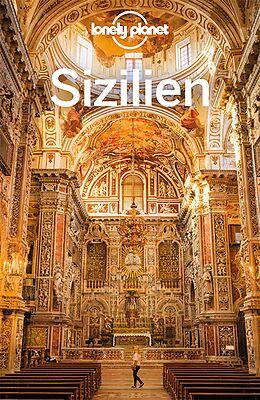 Kartonierter Einband Lonely Planet Reiseführer Sizilien von Vesna Maric, Gregor Clark