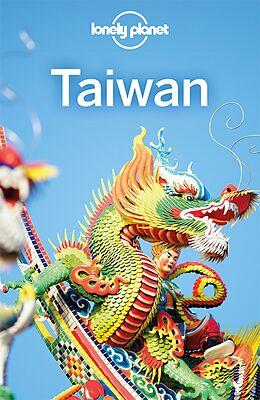 Kartonierter Einband Lonely Planet Reiseführer Taiwan von