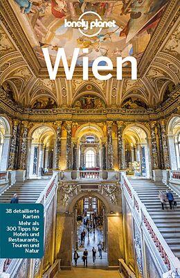 Kartonierter Einband Lonely Planet Reiseführer Wien von Anthony Haywood, Marc Di Duca, Kerry Christiani