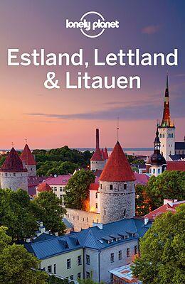 Kartonierter Einband Estland, Lettland, Litauen von Brandon Presser