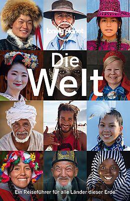 Kartonierter Einband Lonely Planet Reiseführer Die Welt von