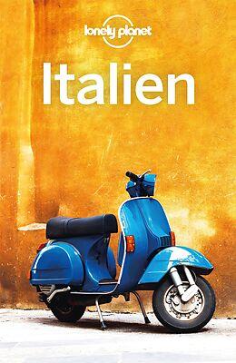 Kartonierter Einband Lonely Planet Reiseführer Italien von Cristian Bonetto