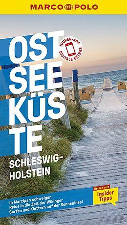 Kartonierter Einband MARCO POLO Reiseführer Ostseeküste Schleswig-Holstein von Silvia Propp, Sabine Spatzek, Majka Gerke