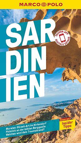 Kartonierter Einband MARCO POLO Reiseführer Sardinien von Timo Gerd Lutz, Hans Bausenhardt