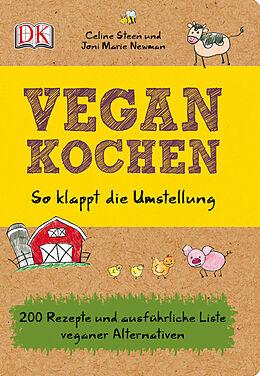 Fester Einband Vegan kochen von Celine Steen, Joni Marie Newman