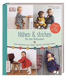 Nähen Stricken Für Die Kleinsten Svenja Morbach Angela Mayer