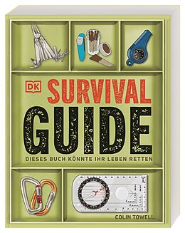 Kartonierter Einband Survival-Guide von Colin Towell