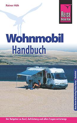 Reise Know-How Wohnmobil-Handbuch [Versione tedesca]
