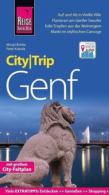 Reise Know-How CityTrip Genf [Versione tedesca]