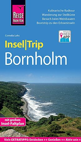 Reise Know-How InselTrip Bornholm [Version allemande]