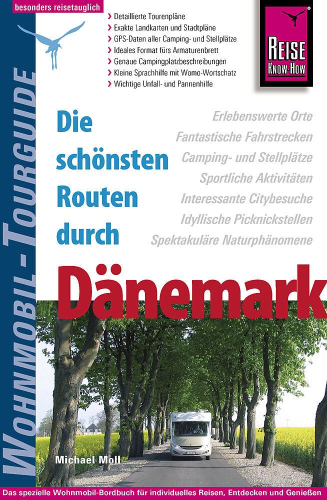 Reise Know-How Wohnmobil-Tourguide Dänemark [Versione tedesca]