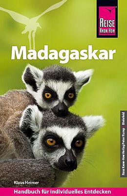 Paperback Reise Know-How Reiseführer Madagaskar von Klaus Heimer, Wolfgang Därr