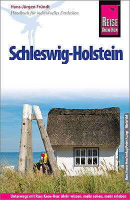 Reise Know-How Reiseführer Schleswig-Holstein [Version allemande]