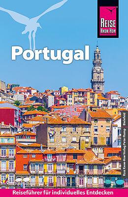 Paperback Reise Know-How Reiseführer Portugal von Thilo Scheu