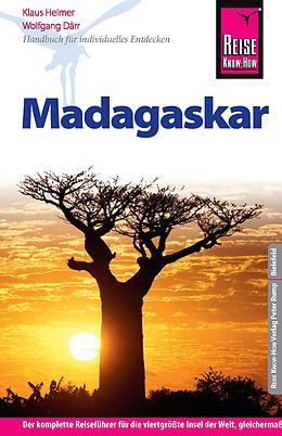 E-Book (pdf) Reise Know-How Madagaskar - Reiseführer für individuelles Entdecken von Klaus Heimer, Wolfgang Därr