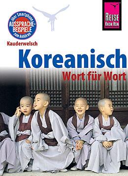 Reise Know-How Sprachführer Koreanisch - Wort für Wort [Versione tedesca]