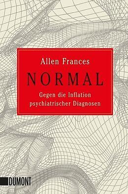 Kartonierter Einband Normal von Allen Frances