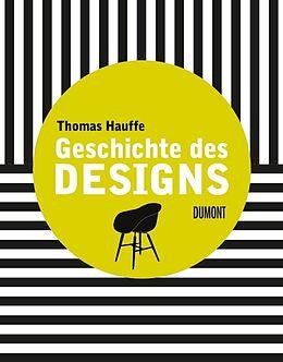 Fester Einband Geschichte des Designs von Thomas Hauffe