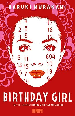 Fester Einband Birthday Girl von Haruki Murakami