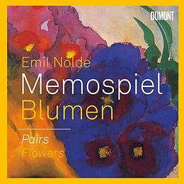 emil nolde flowers english and german edition