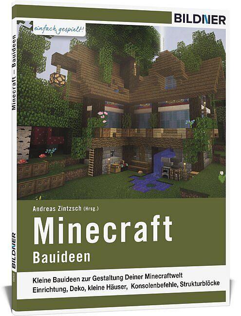 Bauideen Für Minecraft Buch Kaufen Exlibrisch - Minecraft hauser bauideen