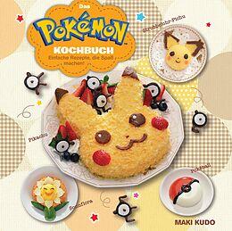 Das Pokemon Kochbuch Einfache Rezepte Die Spass Machen Maki Kudo