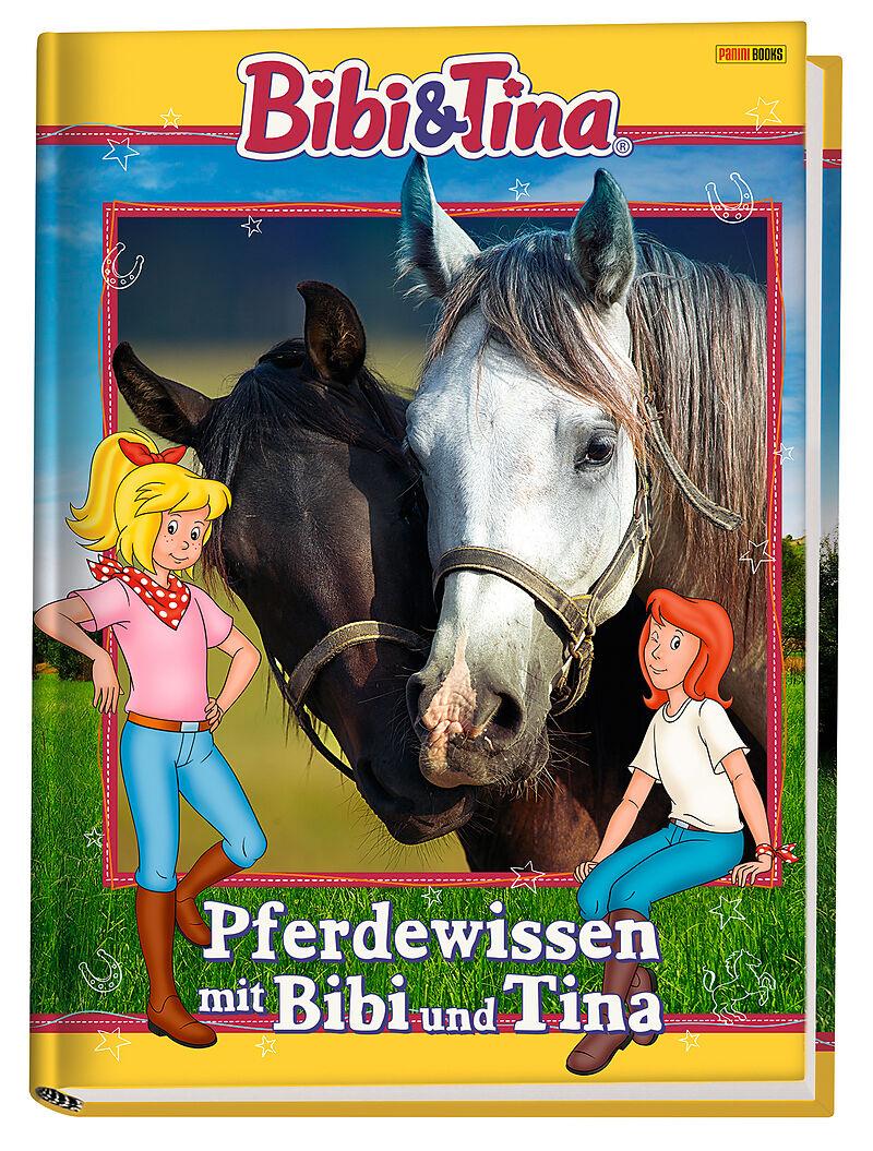bibi  tina pferdewissen mit bibi und tina   buch