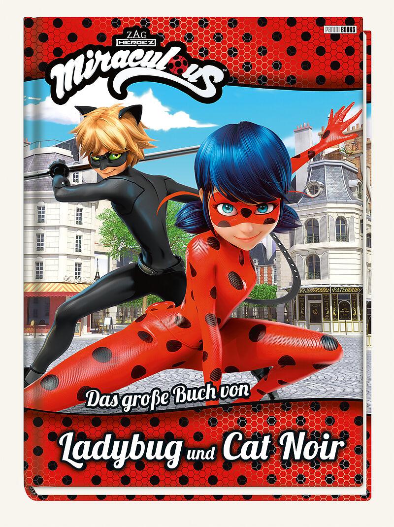 miraculous das große buch von ladybug und cat noir