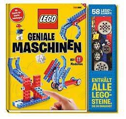 Kartonierter Einband LEGO® Geniale Maschinen: Mit 11 Modellen von Panini