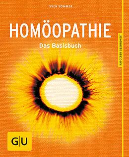 Kartonierter Einband Homöopathie von Sven Sommer
