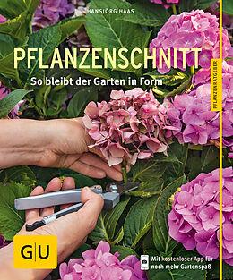 Kartonierter Einband Pflanzenschnitt von Hansjörg Haas