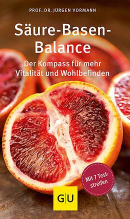 Kartonierter Einband Säure-Basen-Balance von Jürgen Vormann