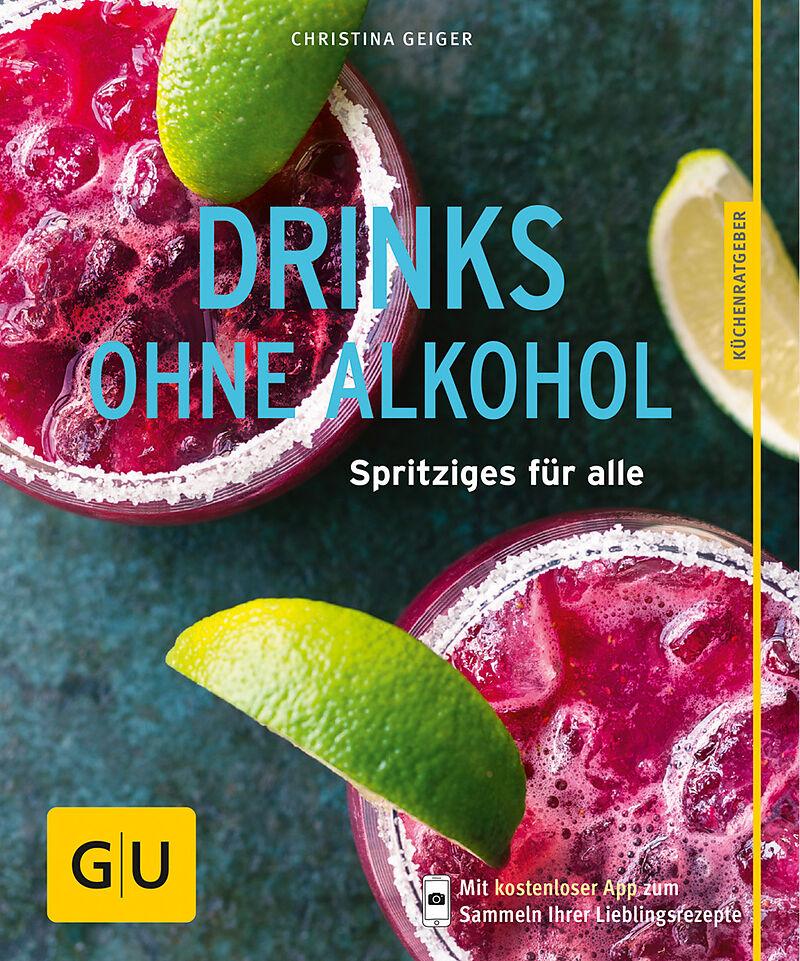 Drinks ohne Alkohol [Version allemande]