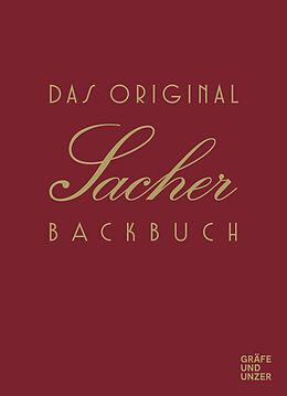Fester Einband Das Original Sacher-Backbuch von