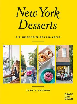 Fester Einband New York Desserts von Yasmin Newman