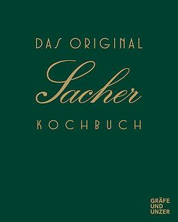 Fester Einband Das Original Sacher Kochbuch von Hotel Sacher