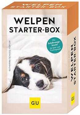 Fester Einband Welpen-Starter-Box von Katharina Schlegl-Kofler