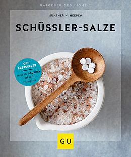 Kartonierter Einband Schüßler-Salze von Günther H. Heepen