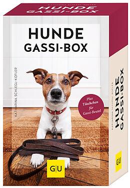 Fester Einband Hunde-Gassi-Box von Katharina Schlegl-Kofler
