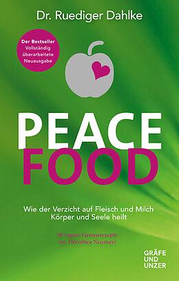 Fester Einband Peace Food von Ruediger Dahlke