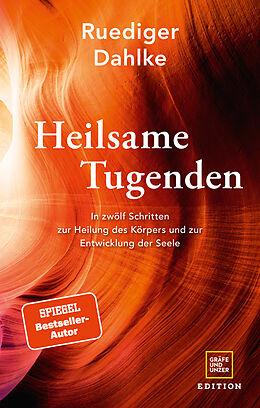 Fester Einband Heilsame Tugenden von Ruediger Dahlke